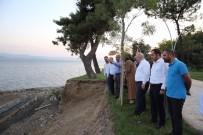 FİKRİ IŞIK - Başkan Bıyık, Darıca Millet Bahçesini İnceledi