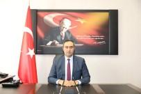 İBRAHIM ÖZKAN - Burdur Vali Yardımcısı İbrahim Özkan, Göreve Başladı