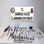 Lapseki'de Hırsızlık Zanlısı Tutuklandı