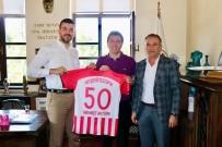 KALABA - Nevşehir Belediyespor'a Destek Turları Sürüyor