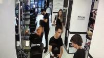 MEHMET OKUR - (Özel) Ünlülerin Güzellik Merkezinde Akıl Almaz Olay Kamerada