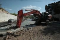 ATALAN - Yol Genişletme Çalışmaları Edremit'i Susuz Bıraktı