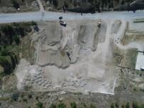 Dursunbey'de Belediye Kademesi Yapımına Başlandı