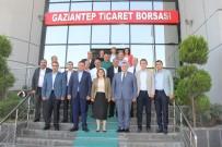ET ÜRETİMİ - Et Borsası Türkiye'de Örnek Olacak