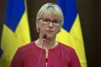 FEMINIST - İsveç Dışişleri Bakanı Wallstorm İstifa Etti