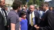 AKİF ÇAĞATAY KILIÇ - İTÜ Abdülhakim Sancak Camisi Açıldı