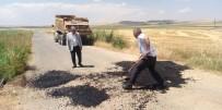 Mazıdağı'nda Üstyapı Çalışmaları