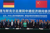 HAVA ULAŞIMI - Merkel'in Çin Ziyareti Meyvelerini Vermeye Başladı