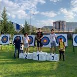 GÜRLEK - Okçuluk İl Birinciliği'nden Spor A.Ş, 8 Madalya İle Ayrıldı