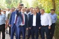 KAZıM ÖZGAN - Saadet Partisi 2. Belediye Başkanları Toplantısı