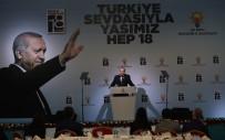 KİMSESİZ ÇOCUKLAR - Cumhurbaşkanı Erdoğan Açıklaması 'Faizler Düştükçe Enflasyon Da Düşecek'