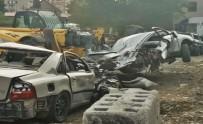 MİCHELLE RODRİGUEZ - 'Hızlı Ve Öfkeli 9', 30'Dan Fazla Aracı Hurdaya Çevirdi