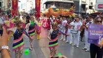 İZMIR ENTERNASYONAL FUARı - İzmir'de Çin Devlet Sirki Gösteri Yaptı