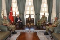 Komutanlardan, Vali Soytürk'e Ziyaret