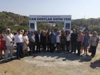 ÖMÜR GEDİK - Kuşadası'nda 'Can Dostlar Defin Yeri' Hizmete Girdi