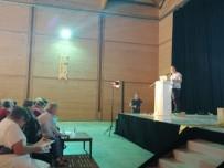 MUTFAK ÜRÜNLERİ - Başkan Kılıç, 7. Uluslararası Kerpiç Kongresine Katıldı