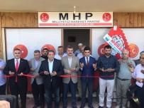 MUSTAFA AVCı - MHP Kale İlçe Teşkilatı Yeni Yerine Taşındı