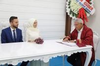 KUTSİ - Başkan Güder, Çiftlerin Özel Günlerine Ortak Oldu
