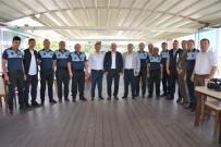 BEKIR YıLDıZ - Başkan Kılıç, Zabıta Personeliyle Biraraya Geldi