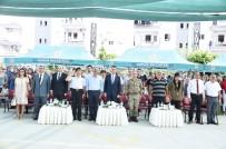 AŞKIN ÖĞRETMEN - Bozdoğan, Eğitim-Öğretim Yılı Açılışına Katıldı