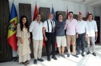 DEMET EVGAR - 'Müstakbel Aile' Filminin Çekimleri Kıbrıs'ta Devam Ediyor