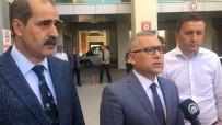 Vali Şimşek'ten Emniyet Müdürü Karabörk'ün Sağlık Durumuyla İlgili Açıklama