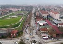 BİSİKLET YOLU - Başkan Yüce Açıklaması 'Yazlık Caddesi'nin Tamamı Duble Olacak'