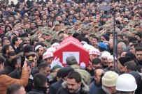 ERZURUM VALISI - Erzurumlu şehidi binler uğurladı