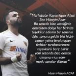 İSTIKBAL MOBILYA - İ.M. Kayserispor Futbolcusu Hasan Hüseyin'in 2020 Mesajı