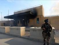 HIZBULLAH - Irak ordusu: Tüm protestocular ABD Büyükelçiliği önünden çekildi