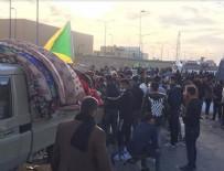 HIZBULLAH - Iraklı milisler ABD Büyükelçiliği önünden çekilmeye başladı