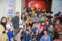 FEDERASYON BAŞKANI - Kan Hastası Çocuklar Yeni Yılı Kutladı