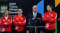 AKIF ÜSTÜNDAĞ - Mehmet Akif Üstündağ Açıklaması 'Olimpiyat Vizesini Alıp Ülkemize Döneceğiz'