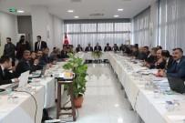 AHMET AKAY - Şanlıurfa'da Koordinasyon Toplantıları Devam Ediyor
