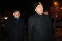 ÇANKIRI VALİSİ - Vali Aktaş Uygulama Noktasında Halkın Yeni Yılını Kutladı