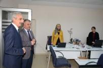 ERSIN YAZıCı - Vali Yazıcı İŞKUR'u Ziyaret Etti