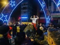 NOEL - Yeni Yıla Şınav Çekerek Girdiler