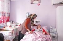 İZMIR VALILIĞI - 10 Yaşındaki Ceren'in Tedavisi Bürokrasiye Takıldı