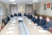 KAYHAN - AK Parti'den Yeni İlçe Başkanlarını Karşılama Hazırlığı