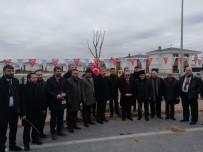 MEDYA KURULUŞLARI - Basın Mensupları, Çalışan Gazeteciler Gününde Ağaç Dikti