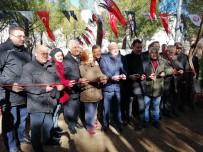 SÜLEYMAN GIRGIN - Basın Parkı, Gazeteciler Günü'nde Açıldı