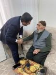 Başkan Arı, Cumhurbaşkanı Erdoğan'ı Görmek İsteyen 100 Yaşındaki İbrahim Dedeyi Ziyaret Etti
