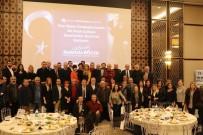 MUHITTIN BÖCEK - Başkan Böcek, Gazetecileri Ağırladı