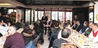 ERSIN YAZıCı - Başkan Yılmaz Açıklaması 'İşin Aslını Çalışan Gazetecilerden Öğrenin'