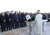 BÜYÜK ÇAMLıCA - Cumhurbaşkanı Erdoğan, Büyük Çamlıca Camii'nde Bir Vatandaşın Cenazesine Katıldı