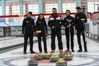 ÇALıKUŞU - Curling Milli Takımı İsviçre'de