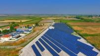 GÜNEŞ ENERJİSİ SANTRALİ - DESKİ Güneşten Yılda 2 Milyon Kwh Enerji Üretecek