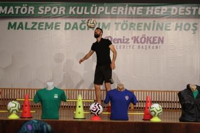 Eyüpsultan Belediyesi'nden Amatör Spor Kulüplerine Destek
