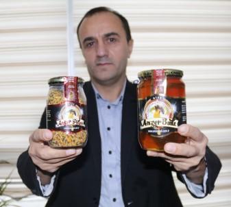 Kilogramı Bin TL'den Satılan Anzer Balı'nın Bu Yıl Ki Üretiminin Yüzde 70'İ Satıldı