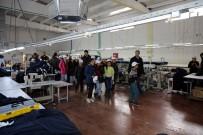 GÖNÜL ELÇİLERİ - Kızıltepeli Öğrenciler OSB'deki Fabrikaları Gezdi